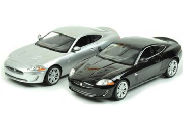 Radio Control Jaguar XKR Coupe 1/14 scale licensed RC model